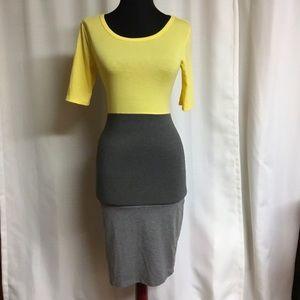 LuLaRoe Colorblock Julia Dress